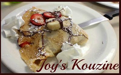Joy's Cuisine