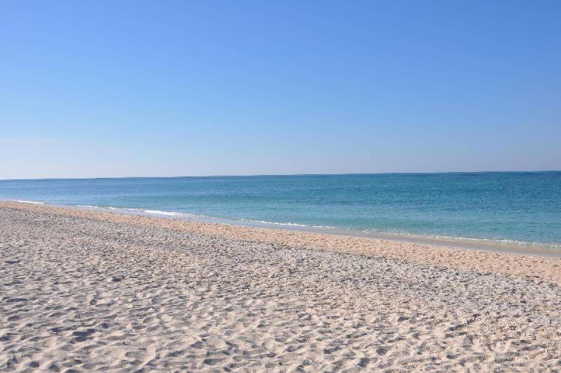 Nokomis Resort Beaches