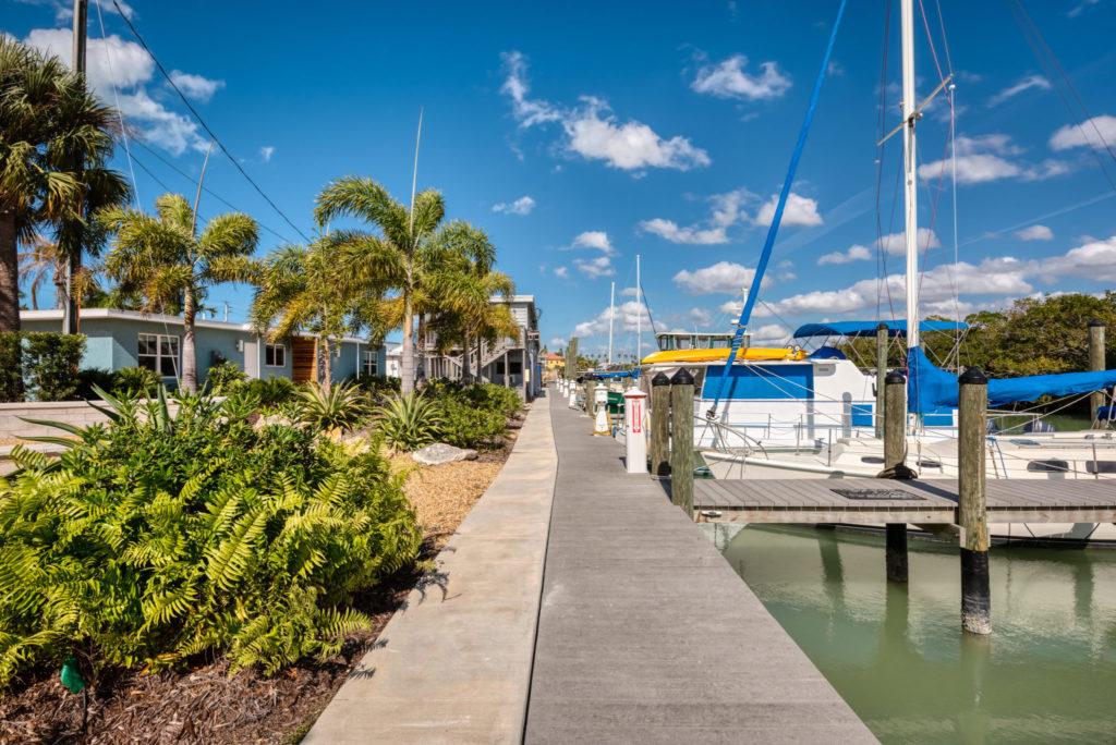 Dock Rentals Escape Resort