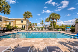 casey key resort heated pool