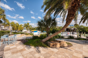Beach Front Hotel Grounds- Casey key road