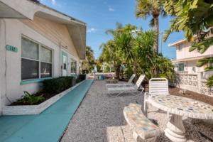 Casey key new hotel amenities - Escape Resort & Marina