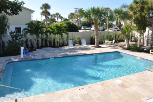 Nokomis Resort with private pool