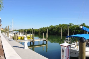 Marina escape Casey Key Docks