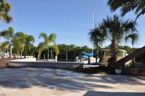 casey key resort grounds dock area